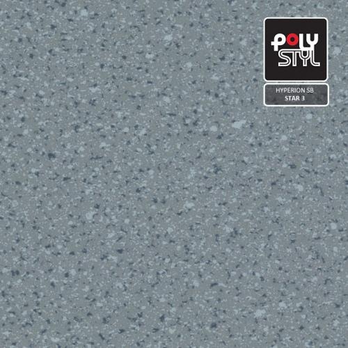 Линолеум POLYSTYL Hyperion SB STAR 3