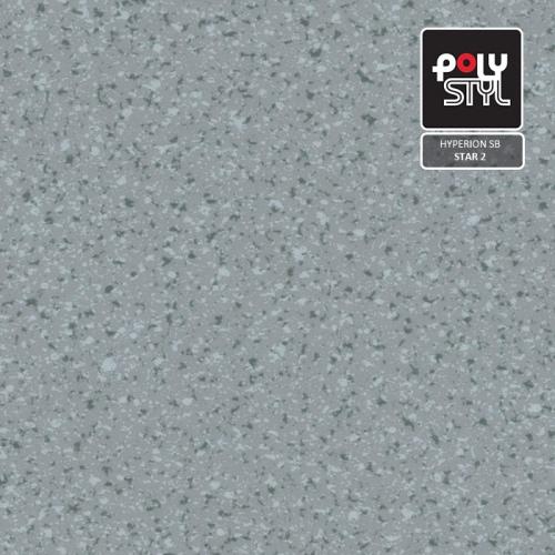 Линолеум POLYSTYL Hyperion SB STAR 2
