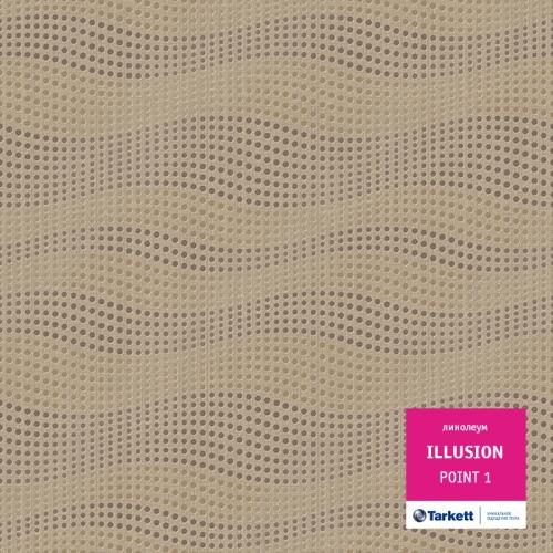 Линолеум Tarkett Illusion POINT 1